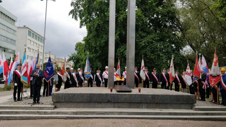 Obchody podpisania porozumień sierpniowych w Gdyni
