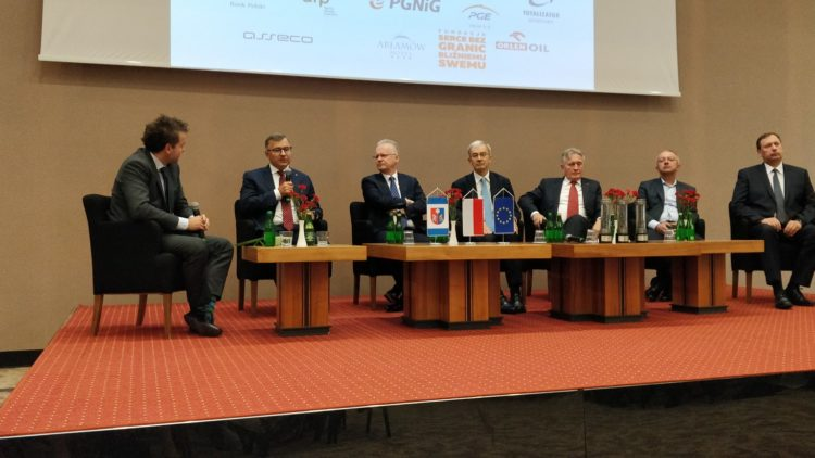 """Konferencja """"Rozmowy o Gospodarce Polskiej"""""""