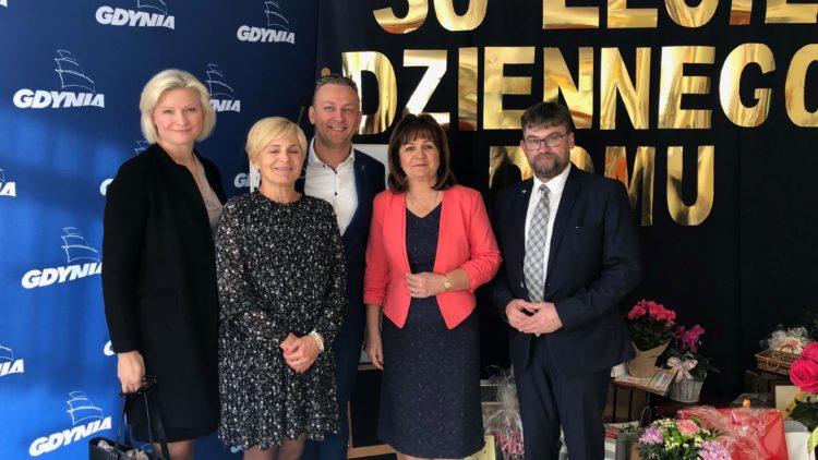30 lecie Dziennego Domu Pomocy Społecznej w Gdyni