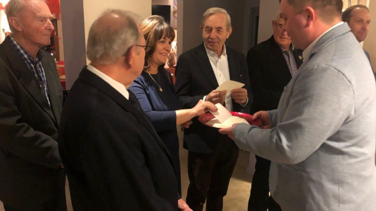 Spotkanie opłatkowe w Jastrzębiej Górze