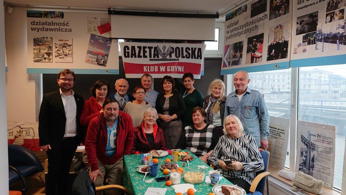 Spotkanie Klubu Gazety Polskiej