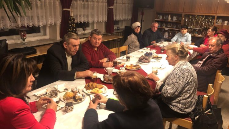 Spotkanie z członkami Koła Rodziny Radia Maryja w Gościcinie