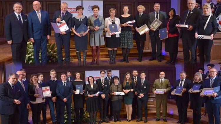 Gala wręczenie nagród w Pomorskim Rankingu Liceów i Techników Perspektywy 2019