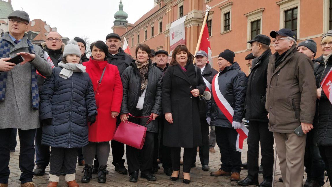 Pogrzeb śp. Premiera Jana Olszewskiego