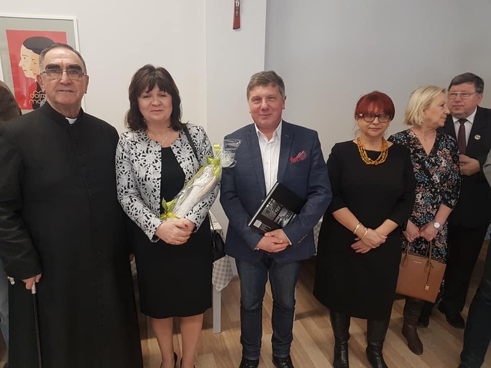Otwarcie Dziennego Domu Pobytu Seniora w Kościerzynie