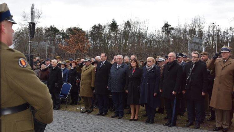 """70 Rocznica śmierci mjr. Dekutowskiego """"Zapory"""""""