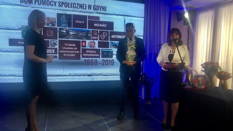 Jubileuszu 60-lecia Gdyńskiego Domu Pomocy Społecznej
