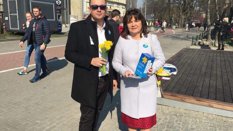 Kwesta na pomorskie hospicja w Gdyni