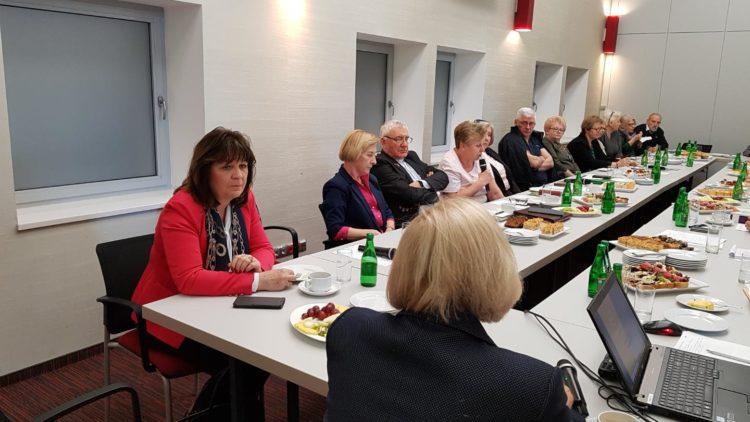 Posiedzenie Rady ds. Polityki Senioralnej