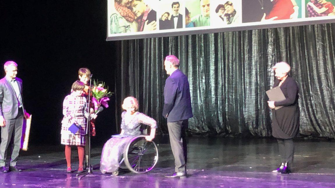 """Gala XX edycji Konkursu """"Gdynia bez barier"""""""