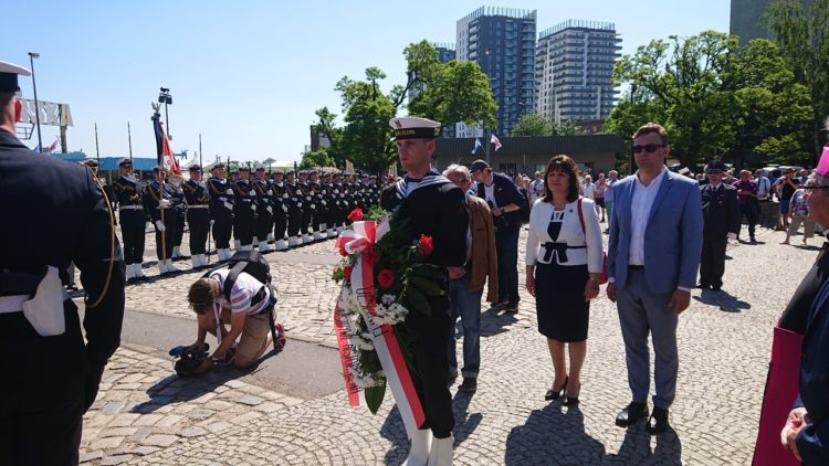 Uroczystości 4 czerwca w Gdańsku