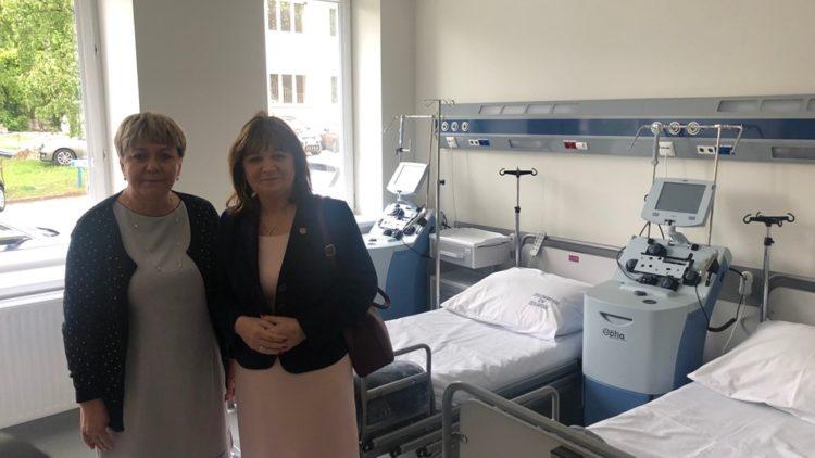 Otwarcie Oddziału Hematologii i Transplantologii Szpiku w Szpitalu Morskim im. PCK