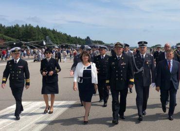 13 lipca 2019 r. - 25 urodziny Gdyńskiej Brygady Lotnictwa Marynarki Wojennej