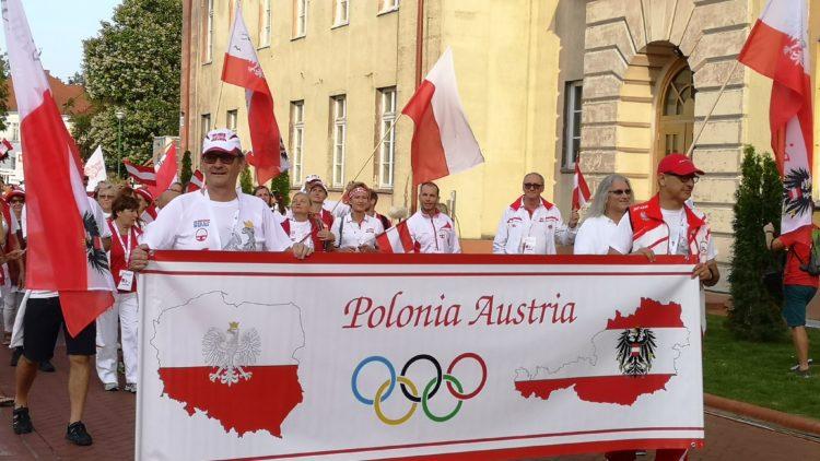 Otwarcie XIX Światowych Letnich Igrzysk Polonijnych