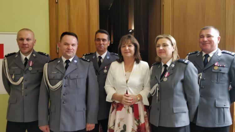Obchody 100-lecia Policji w Słupsku