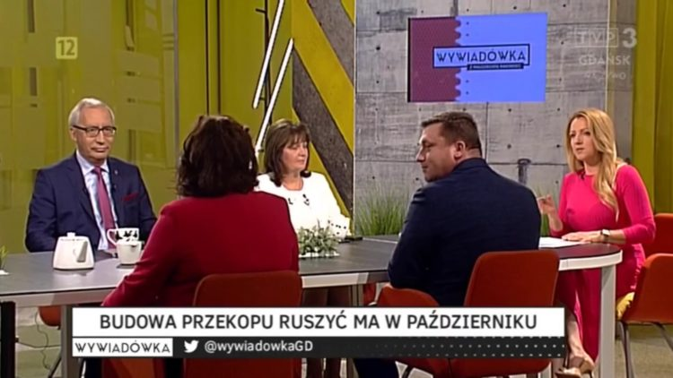 """TVP3 Gdańsk """"Wywiadówka"""""""