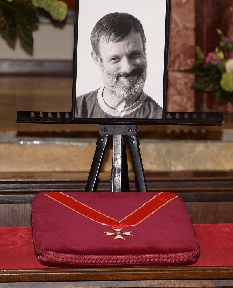 Pogrzeb Romana Lazarowicza