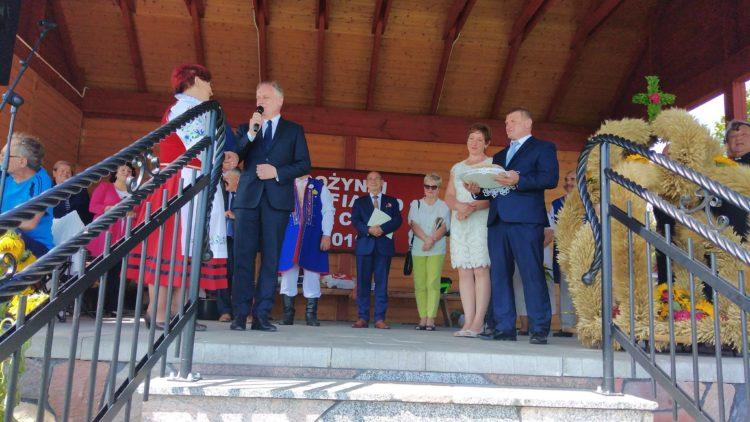 Dożynki Parafialno-Sołeckie w Mściszewicach