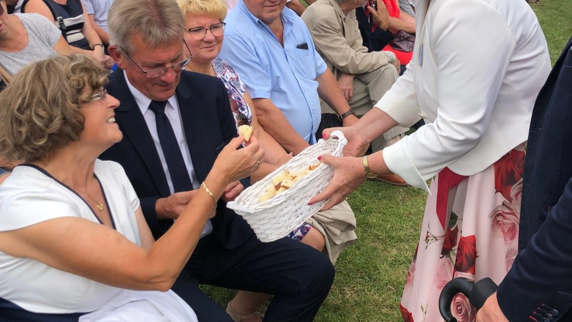 Dożynki Gminno-Parafialne w Chmielnie