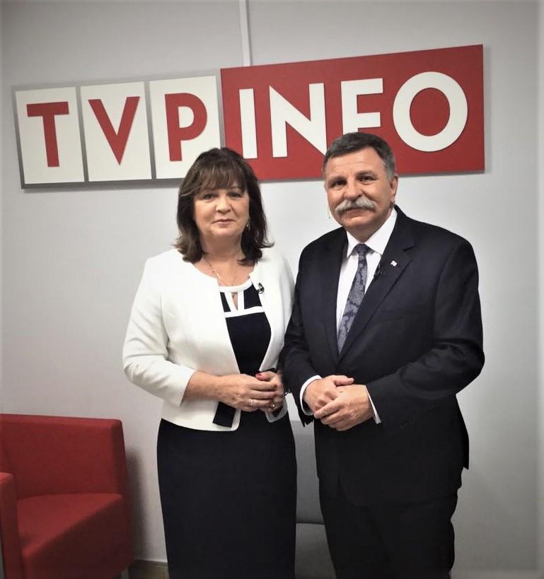 """TVP Info """"Minęła 8"""""""