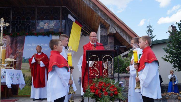 Odpust parafialny ku czci św. Wawrzyńca w Luzinie