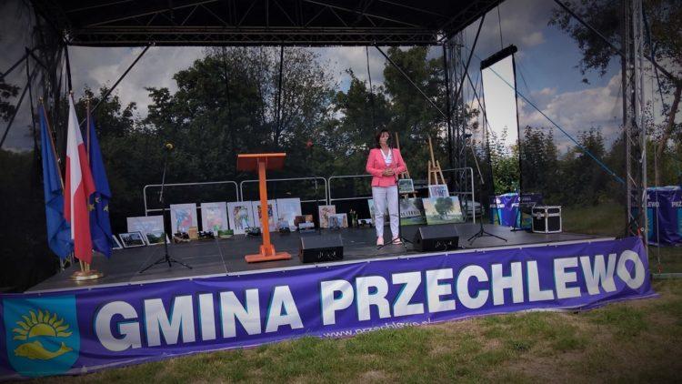 Piknik PiS w Przechlewie