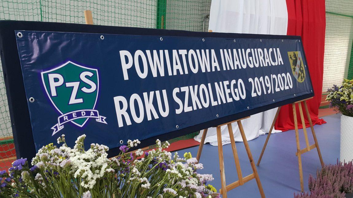 Powiatowa inauguracja roku szkolnego 2019/2020 w Redzie