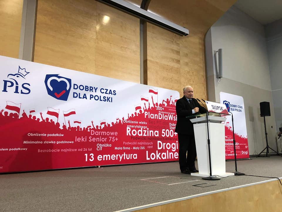 Konwencja PiS w Słupsku