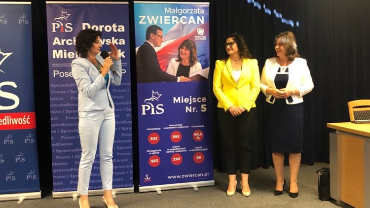 Otwarte spotkanie z mieszkańcami Słupska