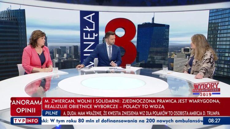 Minęła 8 TVP Info