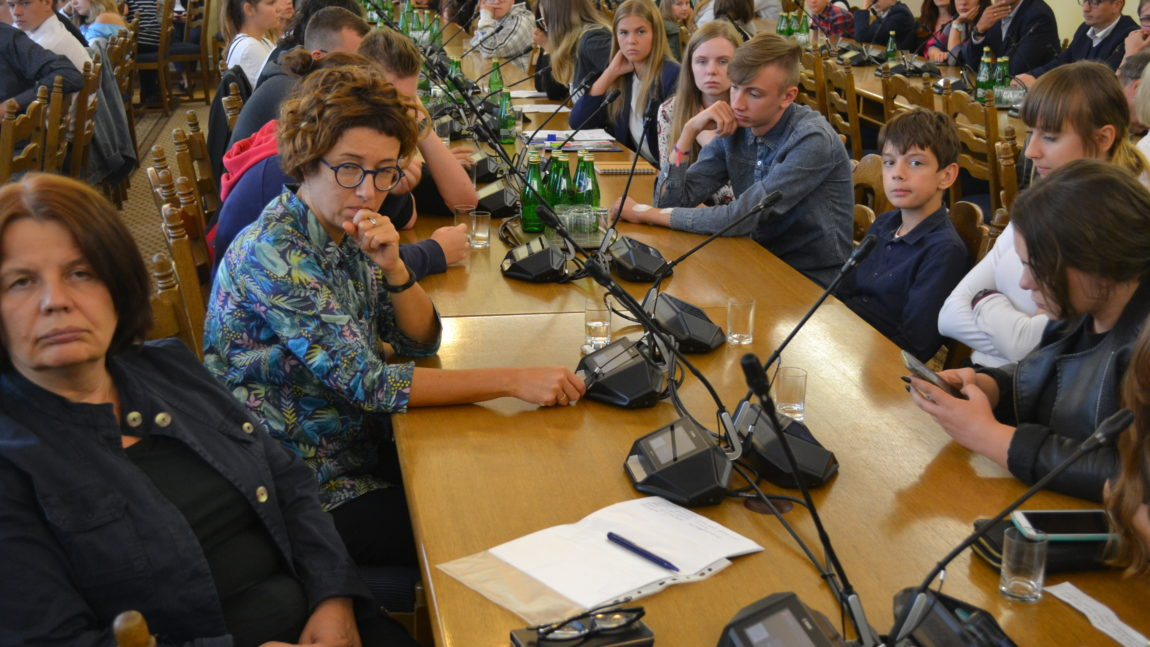 XX Sesja Powiatowej Młodzieżowej Szkoły Liderów Młodzieżowych Animatorów Programów Profilaktycznych w Mikołowie