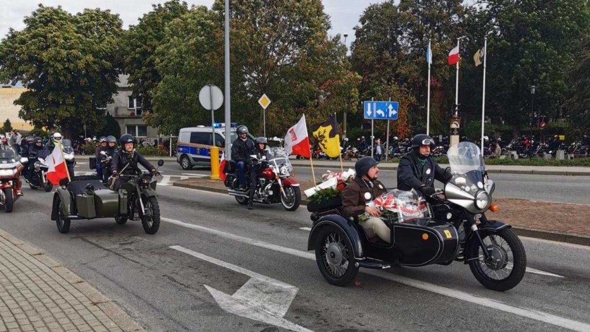 II Motocyklowy Rajd Piaśnicki