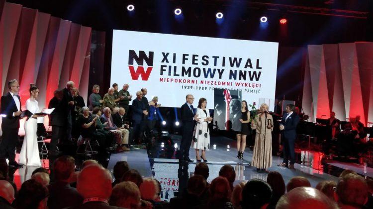 Gala zakończenia Festiwalu Filmowego NNW w Gdyni