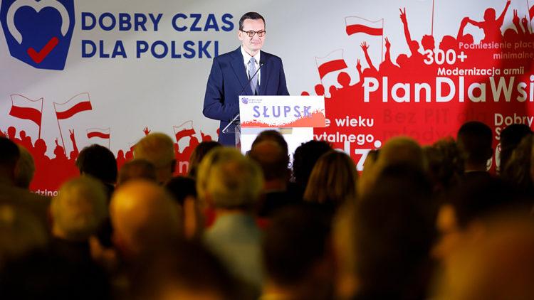 Konwencja Prawa i Sprawiedliwości w Słupsku
