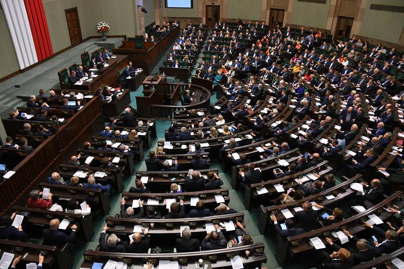 86. posiedzenie Sejmu