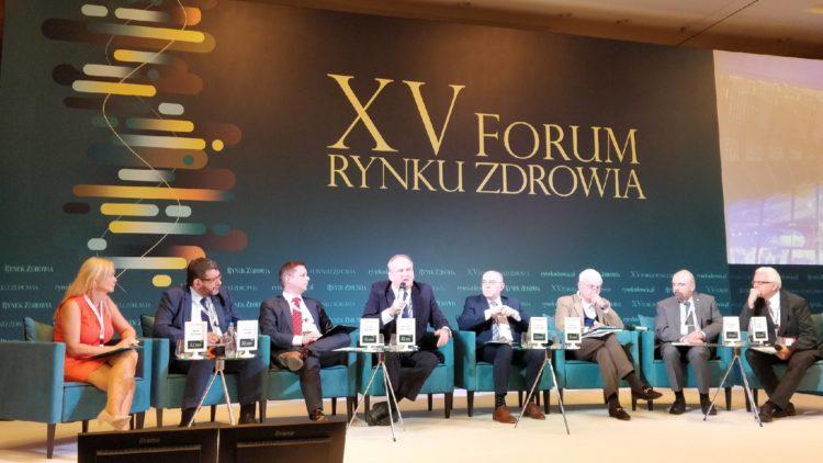 XV Forum Rynku Zdrowia w Warszawie