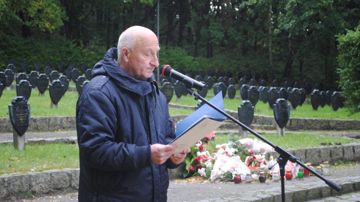 Gdyńskie obchody Piaśnicy